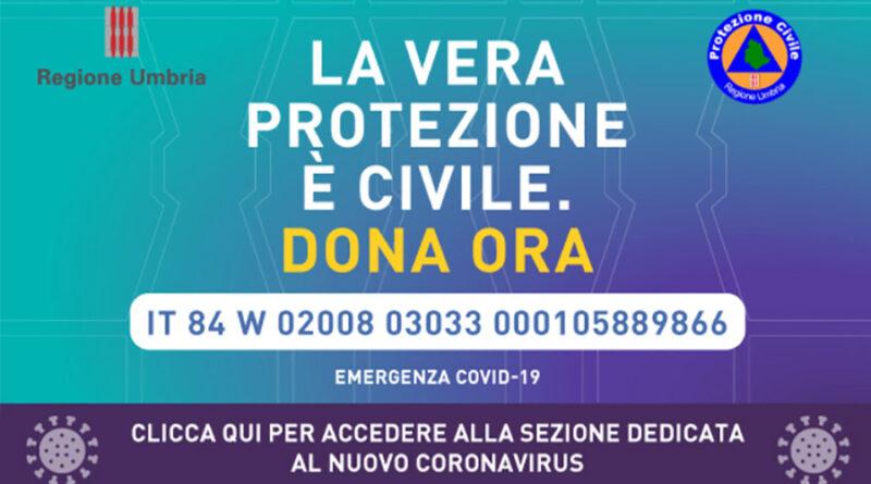 Umbria Protezione Civile (Info Covid-19)